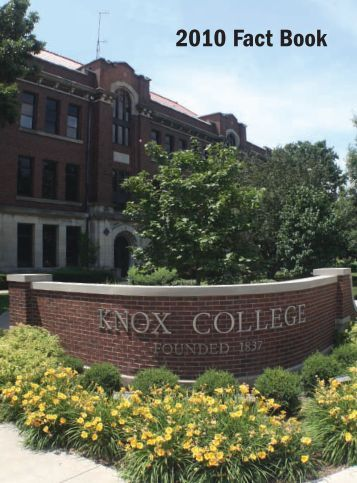 2010 Fact Book - Knox College