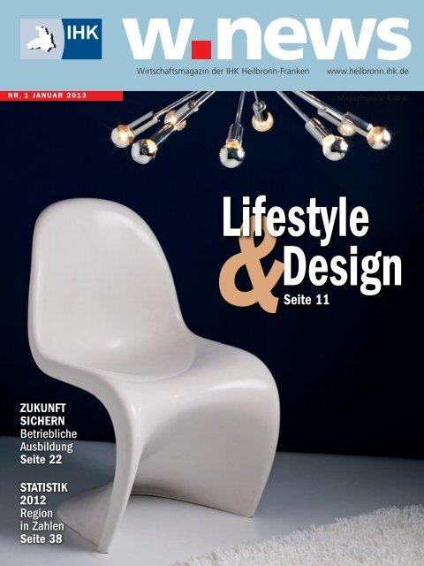 Lifestyle & Design | w.news 01.2013