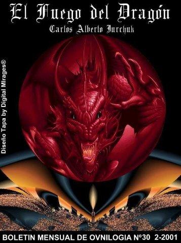 Dragón 30 _2001-02_.pdf - Archivos Forteanos Latinoamericano.