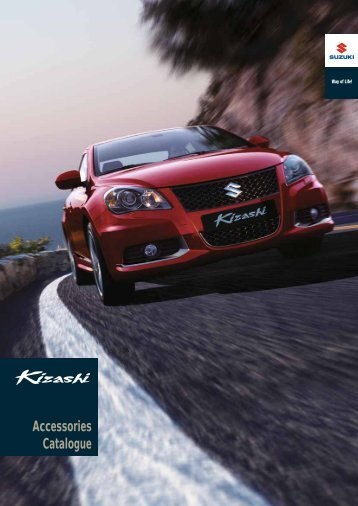 Accessories Catalogue - Suzuki
