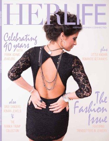 The Fashion Issue - HERLIFE Magazine