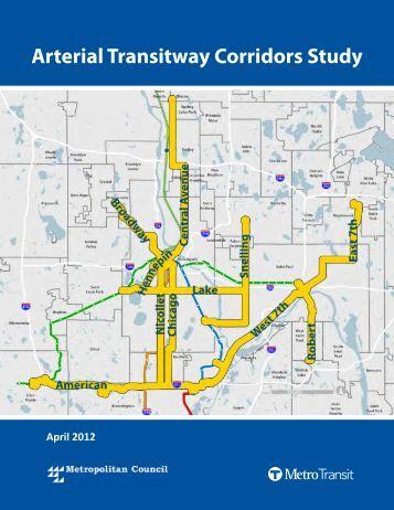 ABRT Study - Metro Transit
