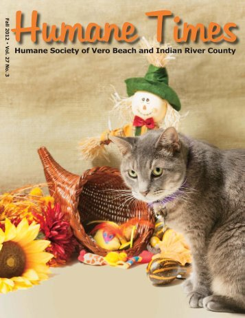 Fall Edition - Humane Society of Vero Beach & Indian River County