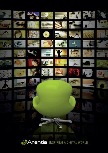 Arantia IPTV Catalogue - MECC