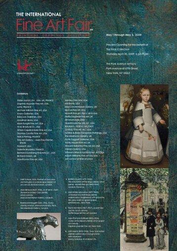 The International Fine Art Fair - Haughton International Fairs