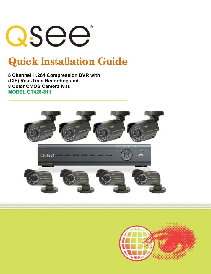 Q See Qt526 Manual - antibossde