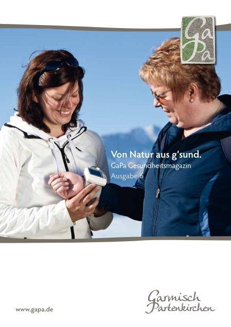 GaPa Gesundheitsmagazin Ausgabe 6