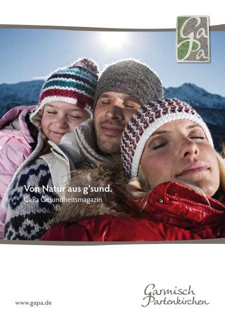 GaPa Gesundheitsmagazin Ausgabe 1