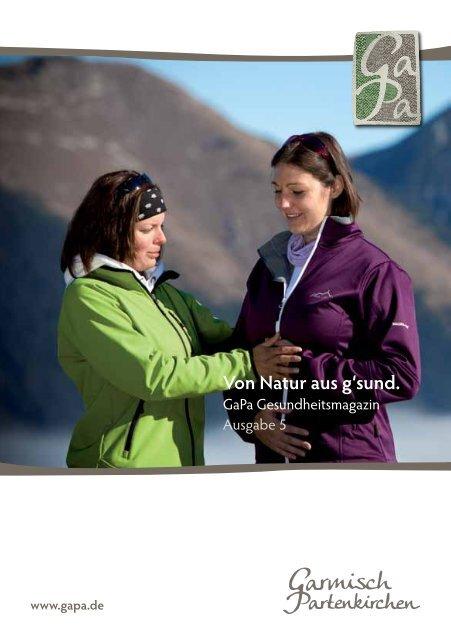 GaPa Gesundheitsmagazin Ausgabe 5