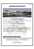 SEAX - February 2007 - Essex Crusaders - Page 4