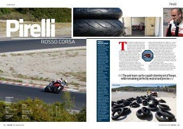 Pirelli - Fast Bikes