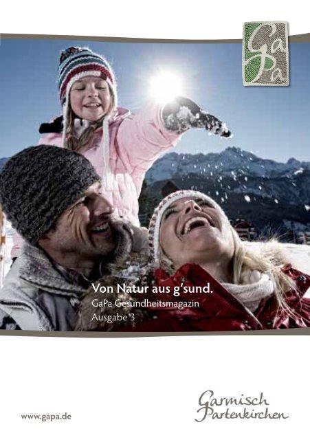 GaPa Gesundheitsmagazin Ausgabe 3