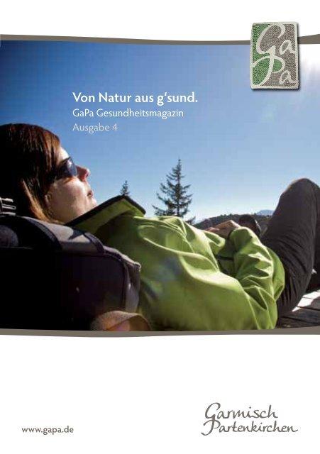 GaPa Gesundheitsmagazin Ausgabe 4