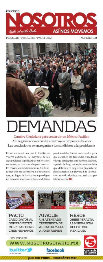 Descargar publicación - Nosotros Diario