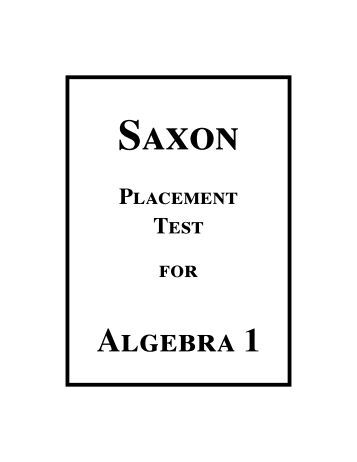 Algebra 1 Summer Math Test Review Packet Answers