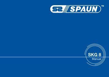 SKG 8 - Spaun