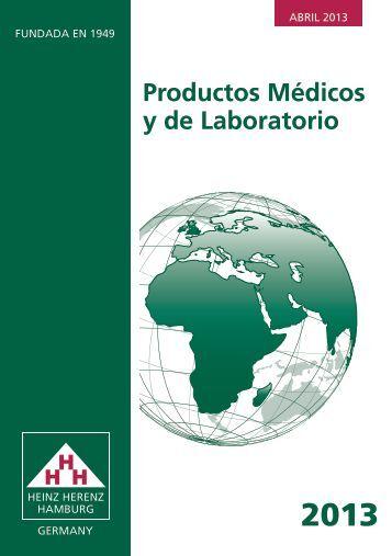 Productos Médicos y de Laboratorio - Heinz Herenz ...