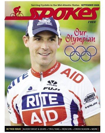 September 2008 - Spokes Magazine