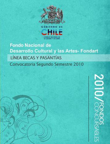 Fondo Nacional de Desarrollo Cultural y las Artes- Fondart