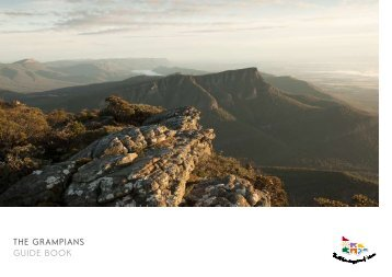 THE grampians gUiDE BOOK - Tourism Victoria