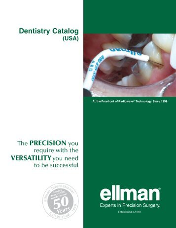 Dentistry Catalog