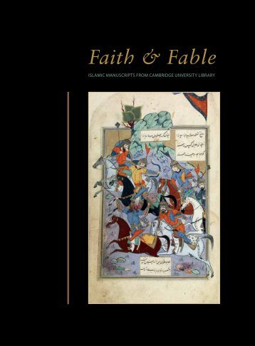 Faith & Fable - Cambridge University Library - University of Cambridge
