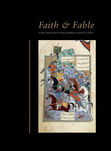 Faith & Fable - Cambridge University Library - University of Cambridge