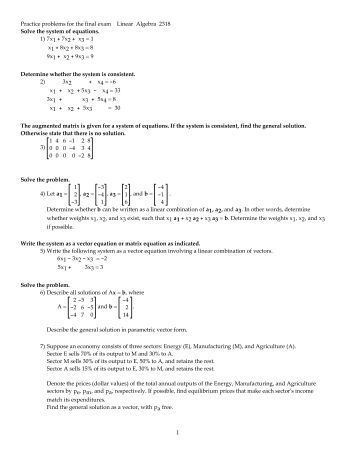 fin 431 practice problem Description fin 350 week 8 module 8 practice problems fin350 complete the following problems from chapter 10 in the textbook: p10-4 p10-10 p10-11 p10-15.