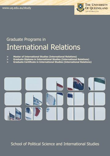 political science and international relationship jobs