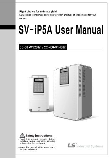 SV-iP5A User Manual - EPA