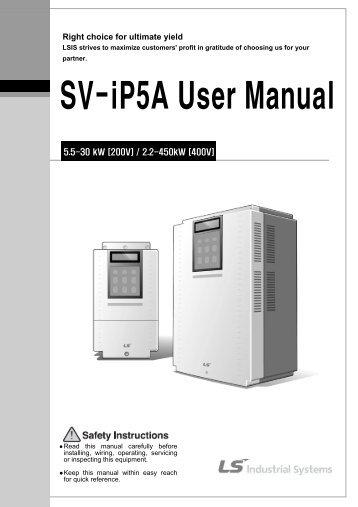 SV-iP5A User Manual - EPA