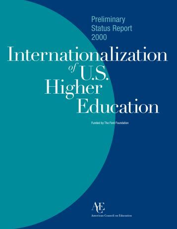 Internationalization of US Higher Education - New York University