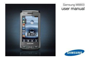 user manual - O2