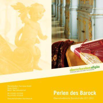 Perlen des Barock - Oberschwaben-Tourismus