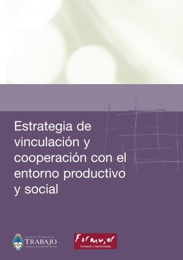 Estrategia de vinculación y cooperación con el ... - OIT/Cinterfor