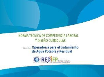 Operador/a para el tratamiento de Agua Potable y ... - OIT/Cinterfor