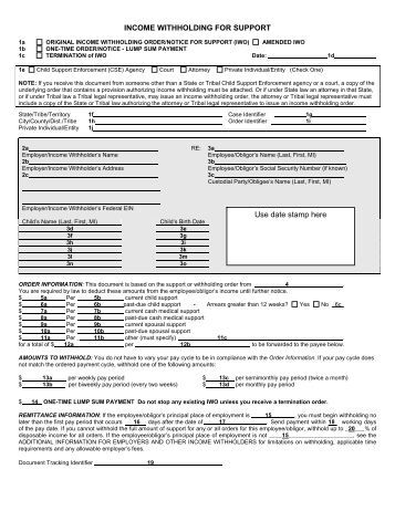 ohio income tax withholding form