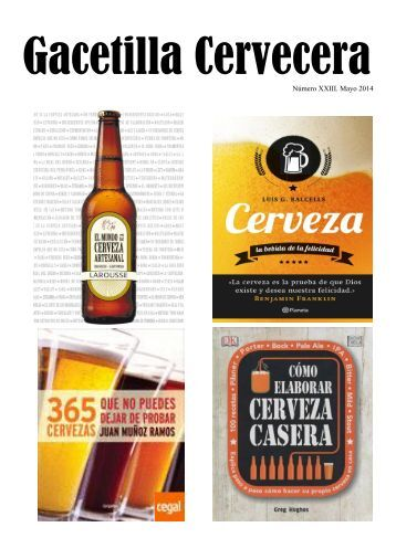 Gacetilla Cervecera XXIII