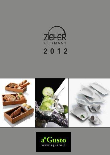 Innovationen - Emotionen... ...mehr im Hauptkatalog 2012 ... - a'Gusto