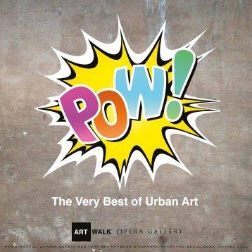 The Very Best of Urban Art - Opera Gallery