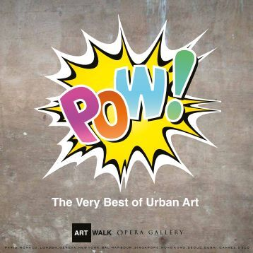 The Very Best of Urban Art - Opera Gallery