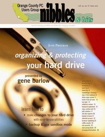 June 2011 - Orange County IBM PC Users' Group
