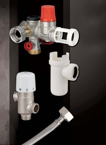 General Catalogue valves and safety groups 2013_ENG - Orkli