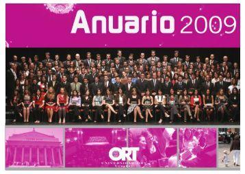 ANUARIO 2009.p65 - Universidad ORT Uruguay