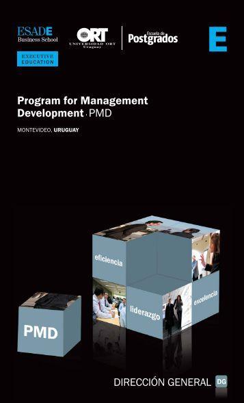 Folleto del programa - Universidad ORT Uruguay
