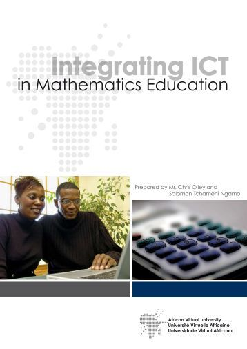 integrating ict in mathematics teaching education essay Challenges faced by schools when introducing  for resource mobilisation to fund the use of ict in education  teaching ict are bachelor holders who are.