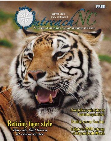 April 2011 - OutreachNC Magazine
