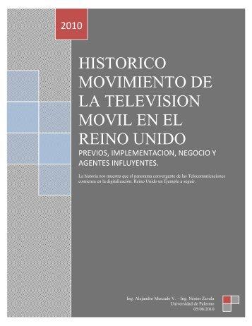 historico movimiento de la television movil en el reino unido