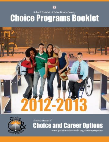 School Choice Program Palm Beach County
