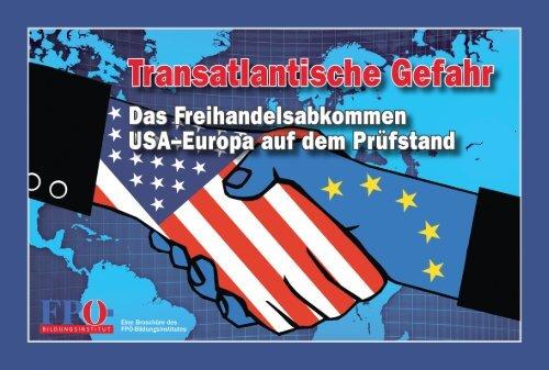 Transatlantische Gefahr